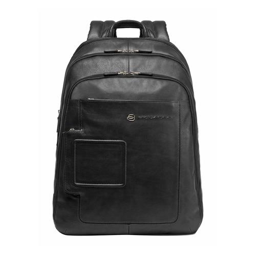 Рюкзак Piquadro Vibe OUTCA1813VI/N черный натур.кожа рюкзаки piquadro ca2943os n