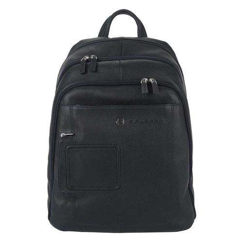 Рюкзак Piquadro Vibe OUTCA1813VI/BLU2 темно-синий натур.кожа рюкзак мужской vibe outca1813vi blu2