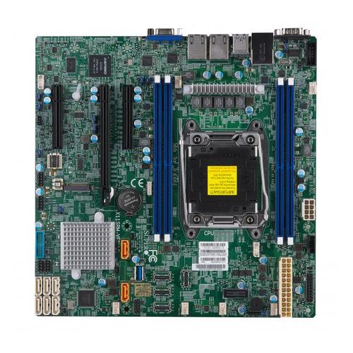 Серверная материнская плата SUPERMICRO MBD-X11SRM-VF-O, Ret недорого