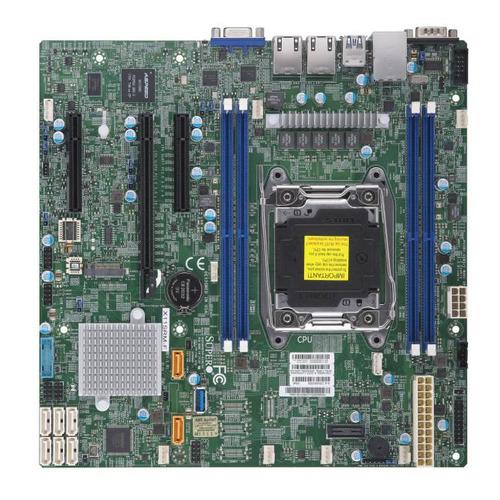 Серверная материнская плата SUPERMICRO MBD-X11SRM-F-O, Ret недорого