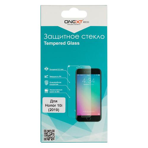 Защитное стекло для экрана ONEXT для Huawei Honor 10i, 1 шт [42184]