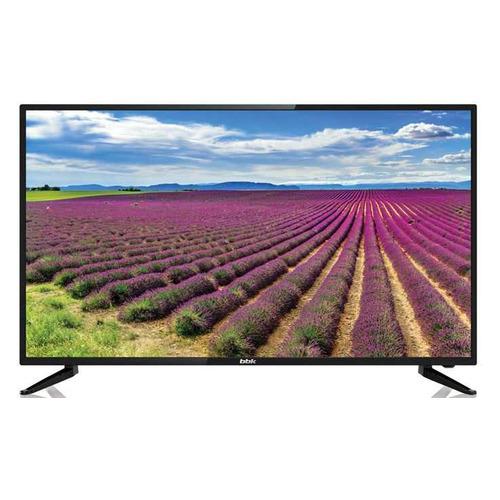 Фото - LED телевизор BBK 43LEM-1063/FTS2C FULL HD телевизор bbk 40lem 1027 fts2c led 40 black 16 9 1920x1080 5 000 1 250 кд м2 usb hdmi vga dvb t t2 c