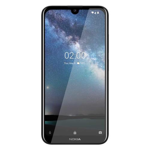 Смартфон NOKIA 2.2 16Gb, стальной
