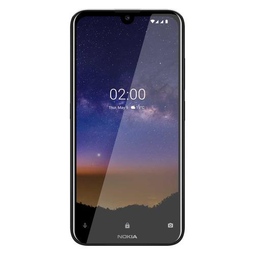 Смартфон NOKIA 2.2 16Gb, черный