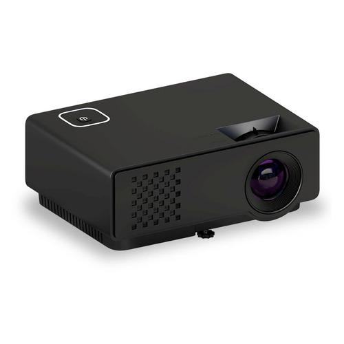 Фото - Проектор HIPER A2 черный [hpc-a2b] воблер tsuribito dead minnow ss цвет черный 535 длина 110 мм вес 19 1 г