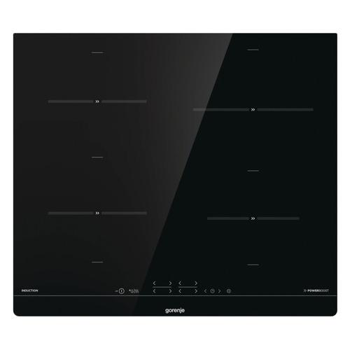 Индукционная варочная панель GORENJE IT641BSC, индукционная, независимая, черный цена и фото