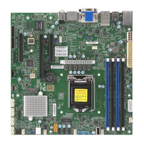 Серверная материнская плата SUPERMICRO MBD-X11SCZ-F-O, Ret недорого