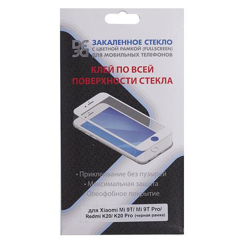 цена на Защитное стекло для экрана DF xiColor-62 для Xiaomi Mi 9T/Mi 9T Pro/Redmi K20/K20 Pro, 1 шт, черный [df xicolor-62 (black)]