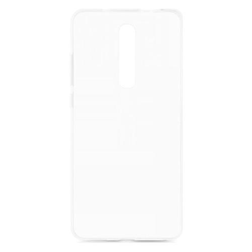 Чехол (клип-кейс) DF xiCase-47, для Xiaomi Mi 9T/Mi 9T Pro/Redmi K20/K20 Pro, прозрачный