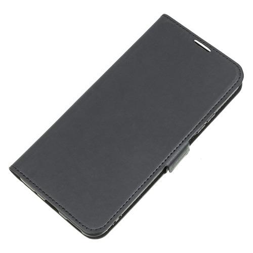 Чехол (флип-кейс) DF hwFlip-72, для Huawei Honor 20, черный [df hwflip-72 (black)]