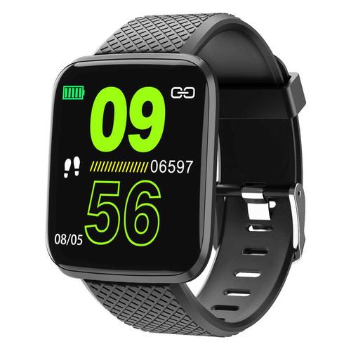 Смарт-часы SMARTERRA FitMaster Aura, 1.3, черный / черный [fmaub] smart watches smarterra fmaub wearable devices wrist watch accessories