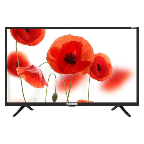 Фото - Телевизор TELEFUNKEN TF-LED32S24T2, 31.5, HD READY телевизор sony kdl32re303br 31 5 hd ready
