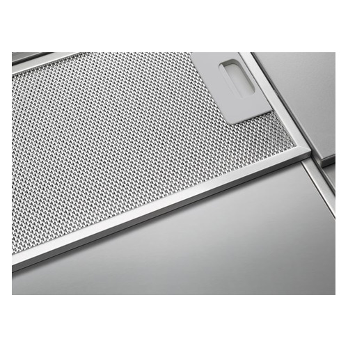 Вытяжка встраиваемая Electrolux LFP216S серебристый управление: кулисные переключатели (1 мотор) встраиваемая вытяжка electrolux eft531w