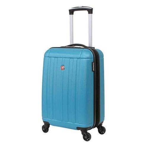 цена на Чемодан Wenger Uster голубой WGR6297343154 34x55x22см 37л.
