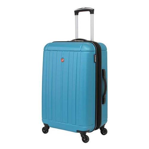 цены Чемодан Wenger Uster голубой WGR6297343167 44x68x22см 62л.