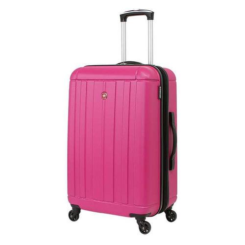 Чемодан Wenger Uster розовый WGR6297808167 44x68x22см 62л. цена и фото