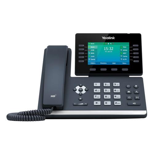 SIP телефон YEALINK SIP-T54W sip телефон yealink sip t58a