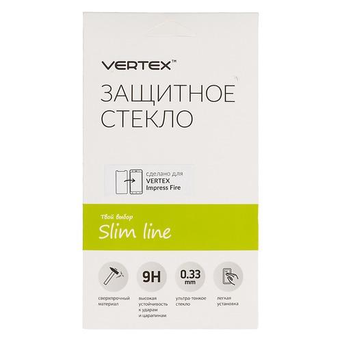 цены Защитное стекло для экрана VERTEX для Vertex Impress Fire, 1 шт, прозрачный [sltfr]