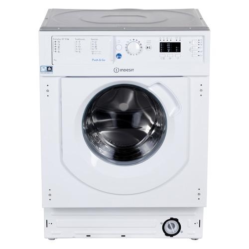 Встраиваемая стиральная машина INDESIT BI WMIL 71252 EU цена