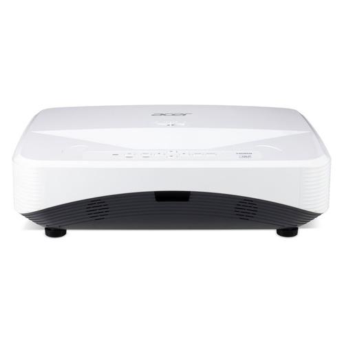 Фото - Проектор ACER UL6500, белый [mr.jqm11.005] кеды мужские vans ua sk8 mid цвет белый va3wm3vp3 размер 9 5 43