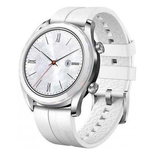 цена Смарт-часы HUAWEI Watch GT Elegant, 42.8мм, 1.2