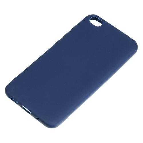 Чехол (клип-кейс) Gresso Meridian, для Xiaomi Redmi Go, темно-синий [gr17mrn515]