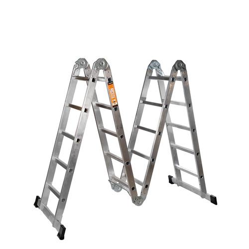 Лестница Вихрь ЛТА 4х5 алюминий 20ступ. H5.56м макс.нагр.:120кг (73/5/1/22) лестница вихрь лта 4х3 алюминий 3ступ h3 3м макс нагр 120кг 73 5 1 14