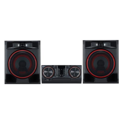 Музыкальный центр LG CL65DK, черный lg cl65dk