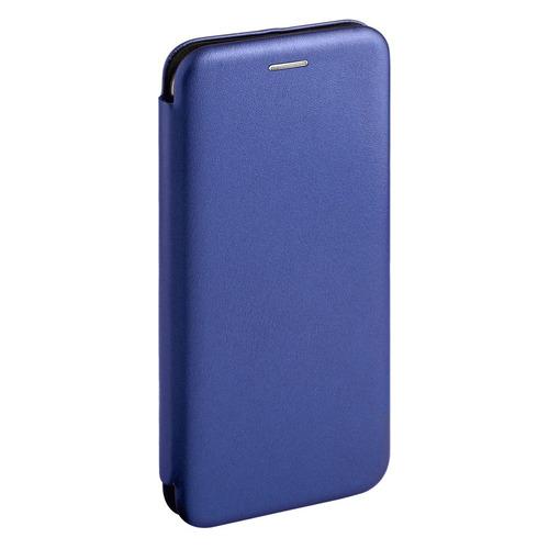 цена Чехол (флип-кейс) DEPPA Clamshell Case, для Huawei Honor 8A, синий [87073]
