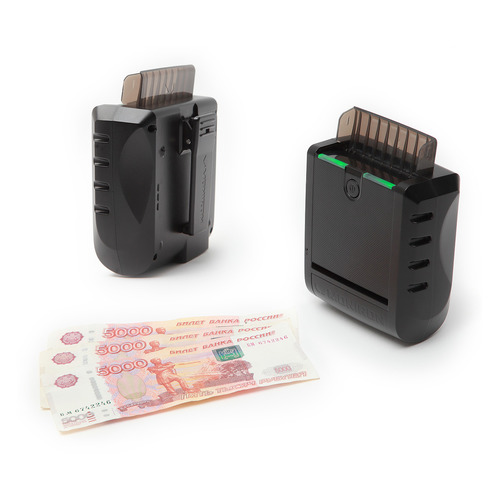 Детектор банкнот Moniron Mobile T-06033 автоматический рубли детектор валют moniron dec multi t 05912