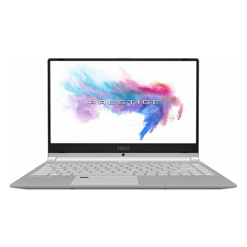 Ноутбук MSI PS42 Modern 8MO-419XRU, 14, IPS, Intel Core i5 8265U 1.6ГГц, 16Гб, 512Гб SSD, Intel UHD Graphics 620, Free DOS, 9S7-14B341-419, серебристый