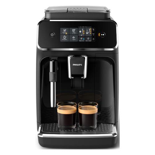 Кофемашина PHILIPS EP2021/40, черный/серебристый цена