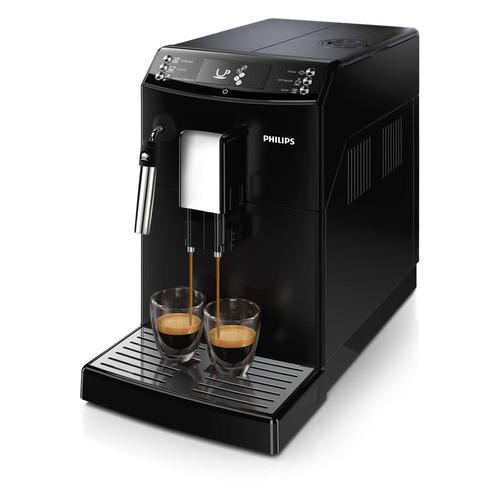 Кофемашина PHILIPS EP3519/00, черный/серебристый цена и фото