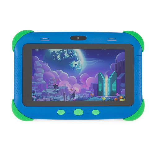 Фото - Детский планшет DIGMA CITI Kids, 2GB, 32GB, 3G, Android 9.0 синий [cs7216mg] детский планшет digma citi kids 2gb 32gb 3g android 9 0 розовый