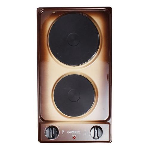 цена на Плита Электрическая Reex CTE-32 коричневый эмаль (настольная)