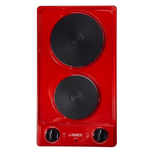 все цены на Плита Электрическая Reex CTE-32 красный эмаль (настольная) онлайн