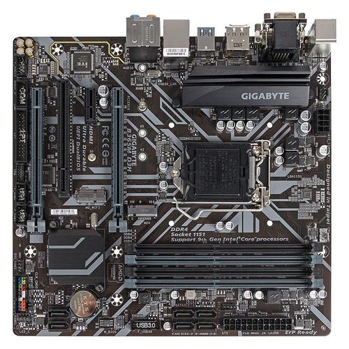 Материнская плата GIGABYTE B365M D3H, LGA 1151v2, Intel B365, mATX, Ret  - купить со скидкой