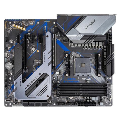 Материнская плата ASROCK X570 EXTREME4, SocketAM4, AMD X570, ATX, Ret цена и фото