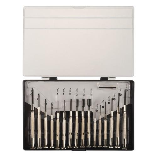 Набор отверточный REXANT 12-6051, 16 предметов набор запасной thermacell r 1 1 газовый картридж 3 пластины на 12 часов