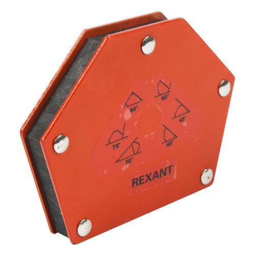 Магнитный угольник Rexant 12-4832 0.591гр угольник магнитный для сварки универсальный 615 34 кг
