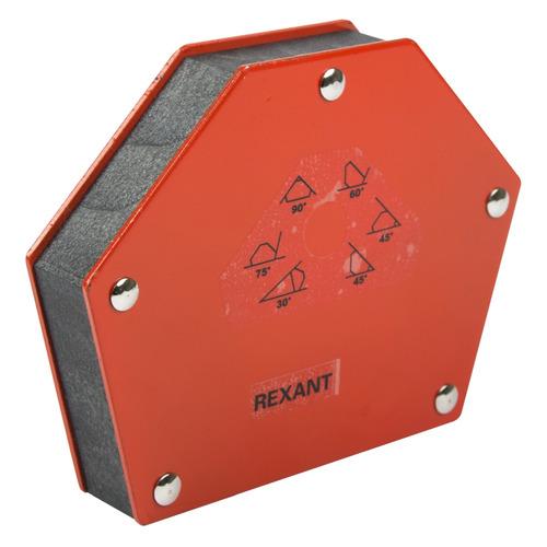Магнитный угольник Rexant 12-4833 1.041гр угольник магнитный для сварки универсальный 615 34 кг