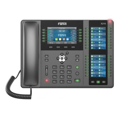 IP телефон FANVIL X210 ip телефон fanvil x1p