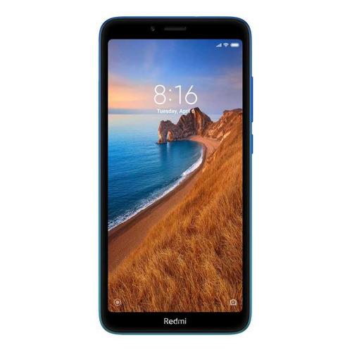 Смартфон XIAOMI Redmi 7A 32Gb, синий 24261