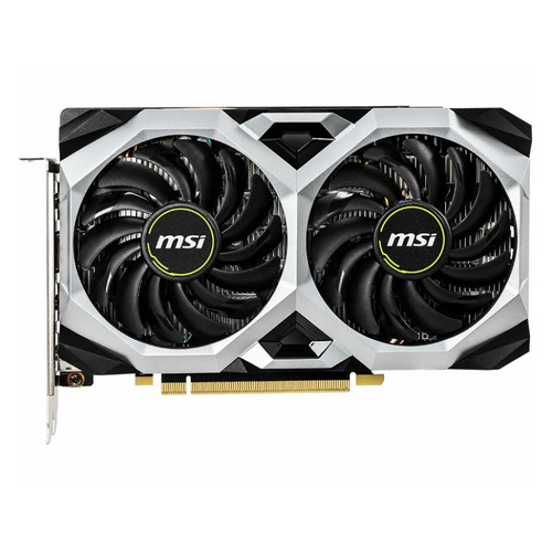 цена на Видеокарта MSI nVidia GeForce GTX 1660TI , GTX 1660 Ti VENTUS XS 6G, 6ГБ, GDDR6, Ret