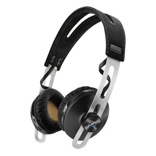 купить Наушники SENNHEISER M2 OEBT, 3.5 мм/Bluetooth, накладные, черный [506252] по цене 14450 рублей