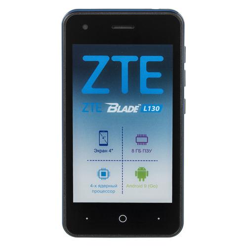 Смартфон ZTE L130 8Gb, синий