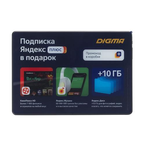 цена на Планшет DIGMA CITI Octa 10, 4GB, 64GB, 3G, 4G, Android 9.0 черный
