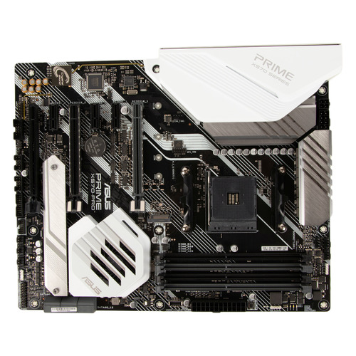 Материнская плата ASUS PRIME X570-PRO, SocketAM4, AMD X570, ATX, Ret цена и фото