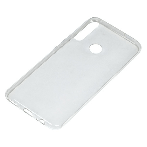 Чехол (клип-кейс) DF hwCase-77, для Huawei P Smart Z/Honor 9X/9X Premium, прозрачный