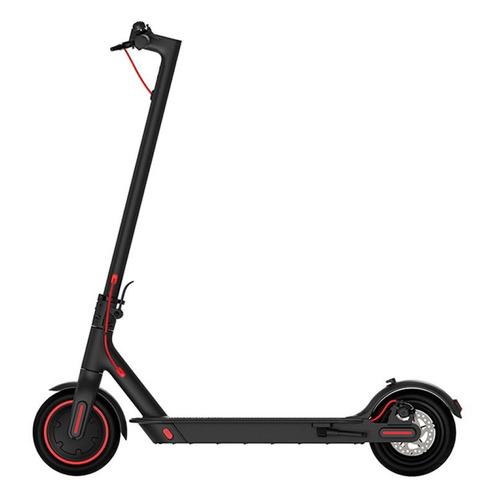 Электросамокат XIAOMI Mijia Electric Scooter M365 Pro, 12800mAh, черный [ddhbc02neb]